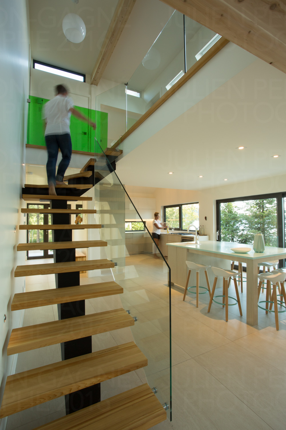 modern interior laurentide design