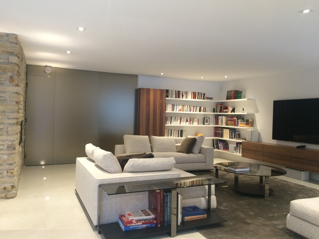 Résidence Du Tour, rénovation contemporaine